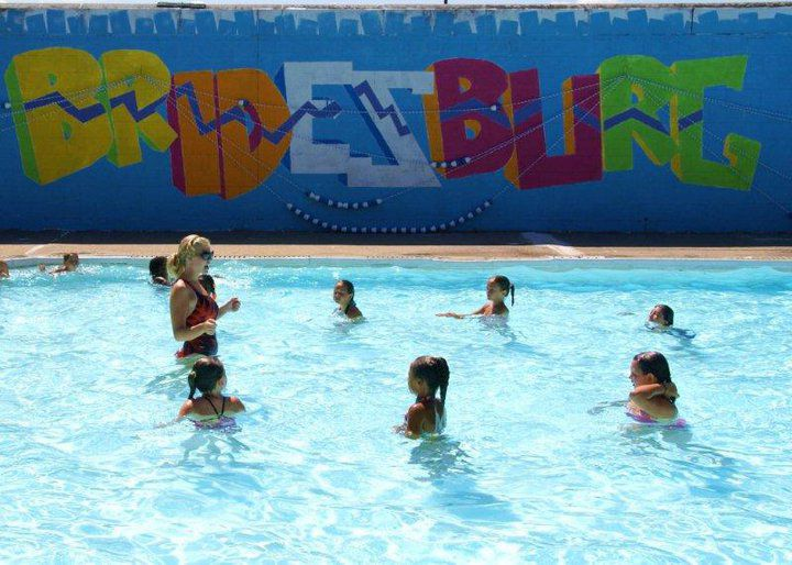 Public Pools Recourse For The Summer City Dweller Next City